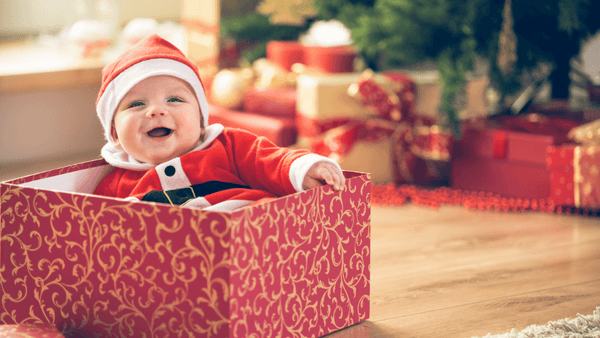 What to get your child for Christmas: Present Ideas for 0-3 year olds