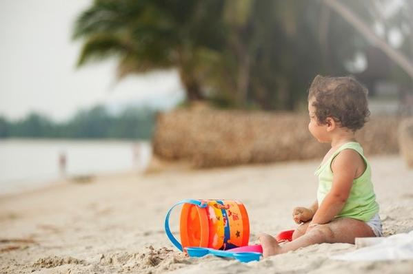 The Best Natural Sunscreen for Babies and Toddlers
