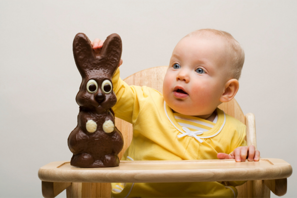 When Should I Give My Baby Chocolate?
