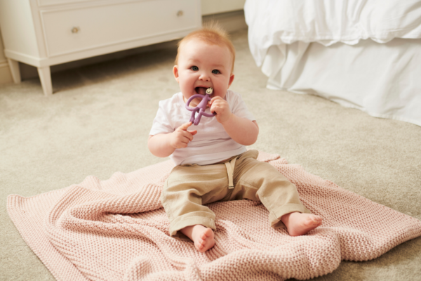 Why are our teethers protected with BioCote? What are the benefits?