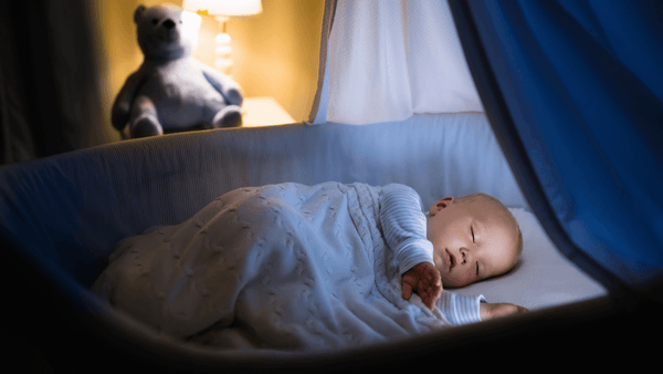 How to Get A Baby To Sleep Throughout The Night?