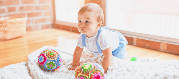 Toddler Developmental Milestones aged 12-24 months old