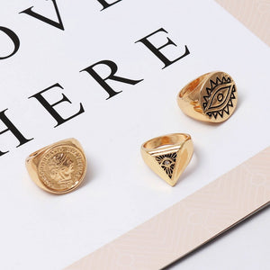 Treasure Hunter Rings