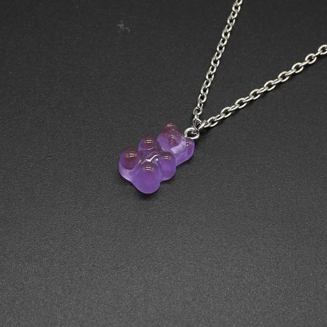Gummy Bear Necklace