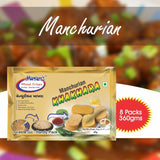 032 Manchurian Khakhra (Pack of 8)