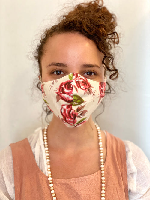 IN STOCK cotton face masks