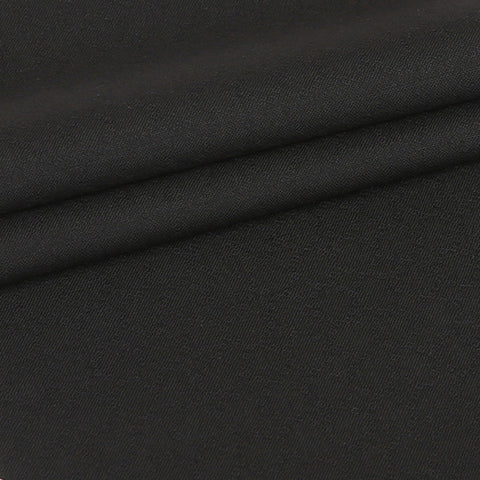 Black Dinner Jacket Custom Fabric - Super 100s, 100% Wool