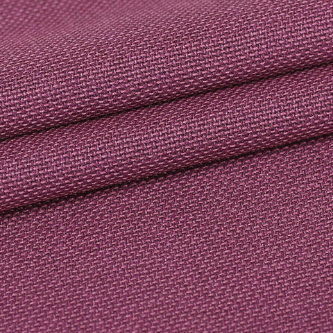 Raspberry  - 100% Wool, Custom Blazer Fabric