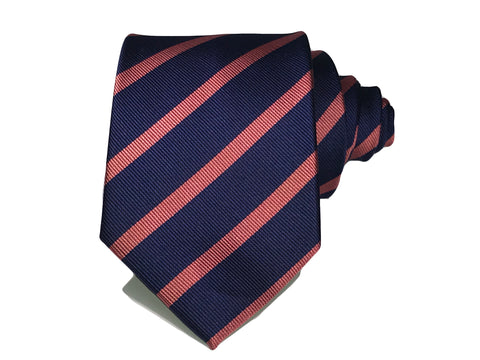 Ribbon In The Sky - 100% Silk Woven Tie