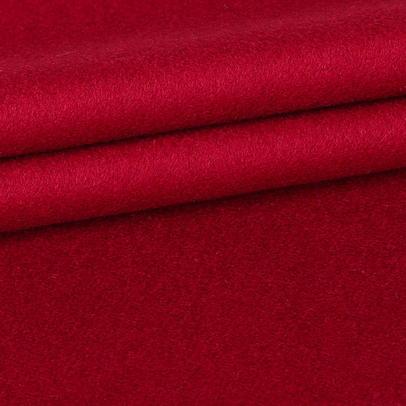 Custom Overcoat - Red