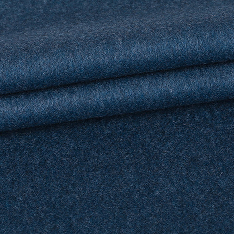 Custom Overcoat - Blue