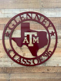 Texas A&M Monogram #1