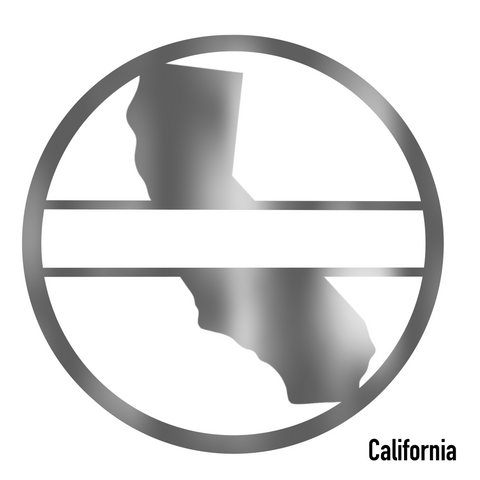California State Monogram