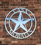 Texas Star Monogram #2