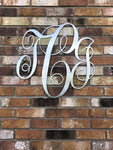 Three Letter Monogram