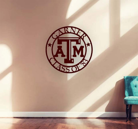 Texas A&M Monogram #2