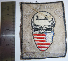 Load image into Gallery viewer, Patch - I'm The Infidel Allah Warned You About - MODERN - BIKIE - BIKER PATCH