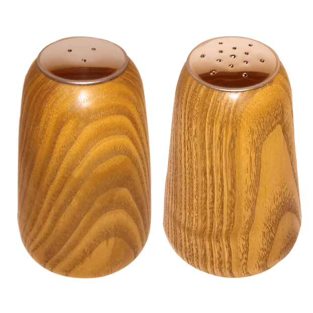 Ash Salt & Pepper shakers