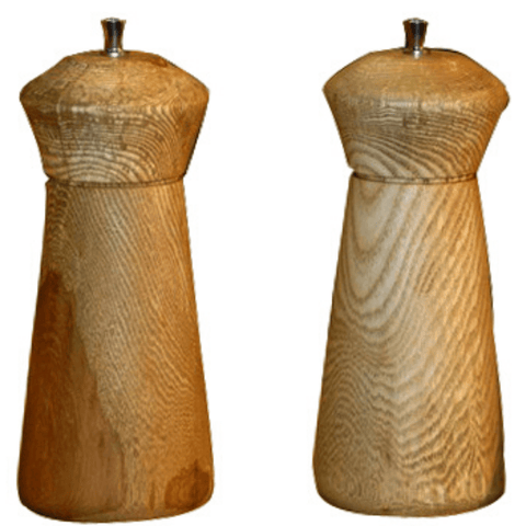 Ash Salt & Pepper Mill
