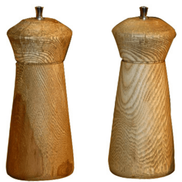 ash salt and pepper mill