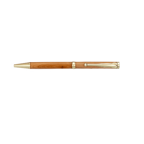 Yew Slim Pen with presentation case
