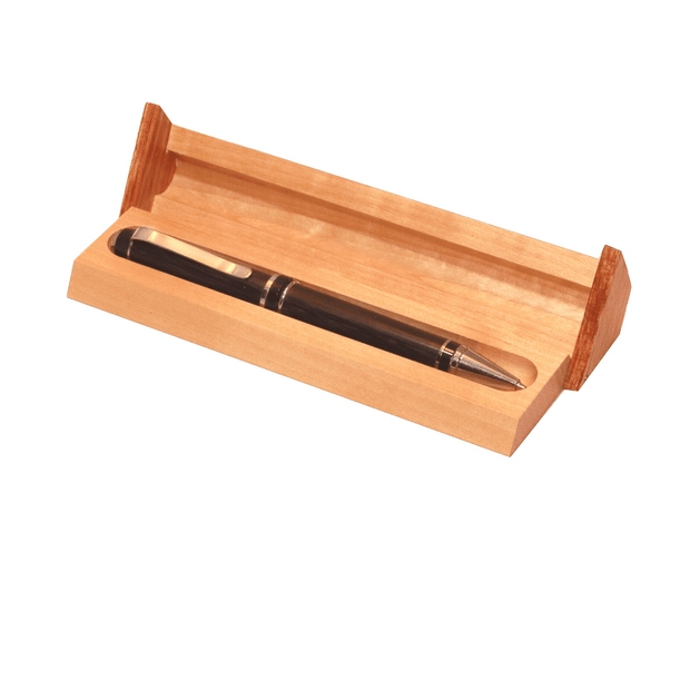 Cigar Bog Oak Pen with presentation case