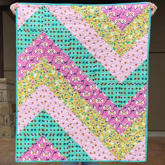 Summertime Quilt Kit
