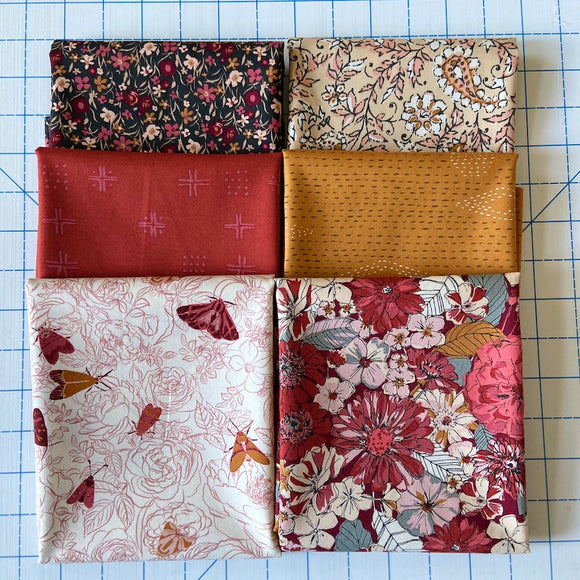 Kismet - 6 pc - 1/2 yard bundle