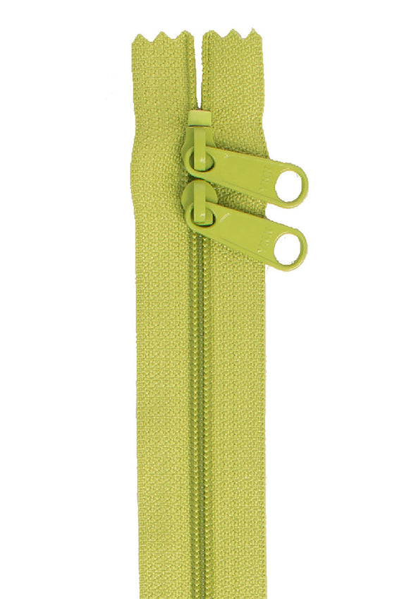 Handbag Zipper 40in Double-Slide  - Apple Green