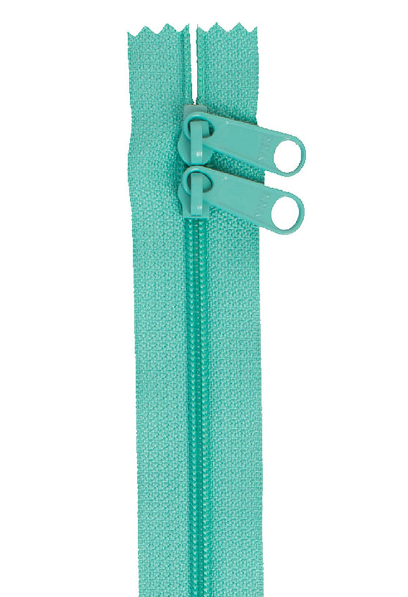 Handbag Zipper 40in Double-Slide - Turquoise