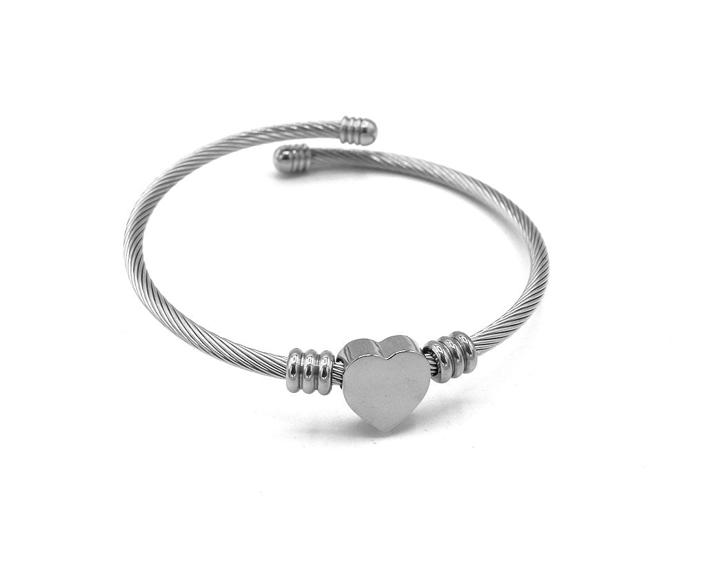 Cupid's Bangle Bracelet