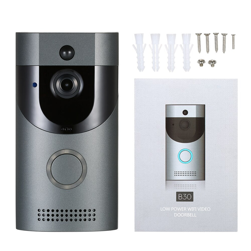 720P Video Intercom Video Doorbell Wireless Smart