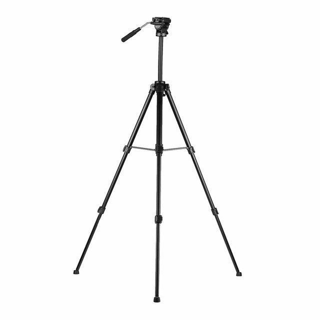 Aluminum Alloy Flexible Camera Tripod Stand