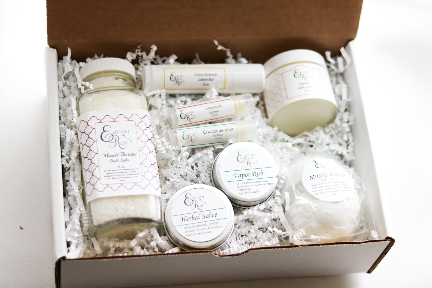 New Mom Gift Set - Baby Shower Gift, Gift for New