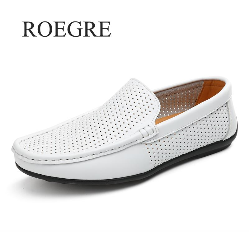 Summer Style Moccasins Boat Male Loafers Shoes For Men