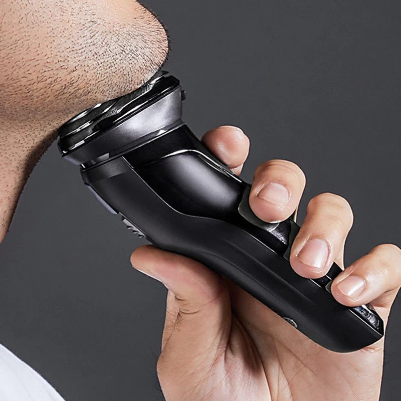 USB Rechargeable Beard Shaver