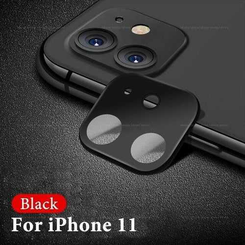 Tempered Glass Camera Lens Screen Protector For iPhone 11, Pro, Max