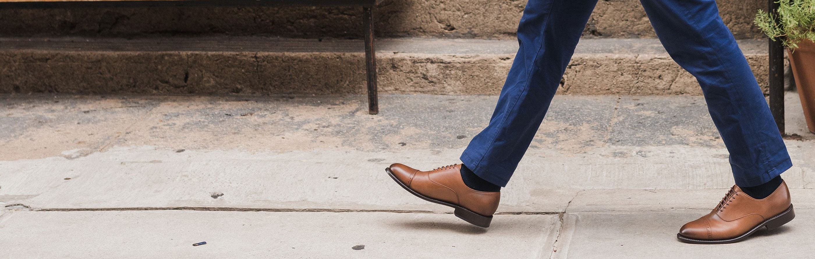 Men's Shoes | The Cap Toe