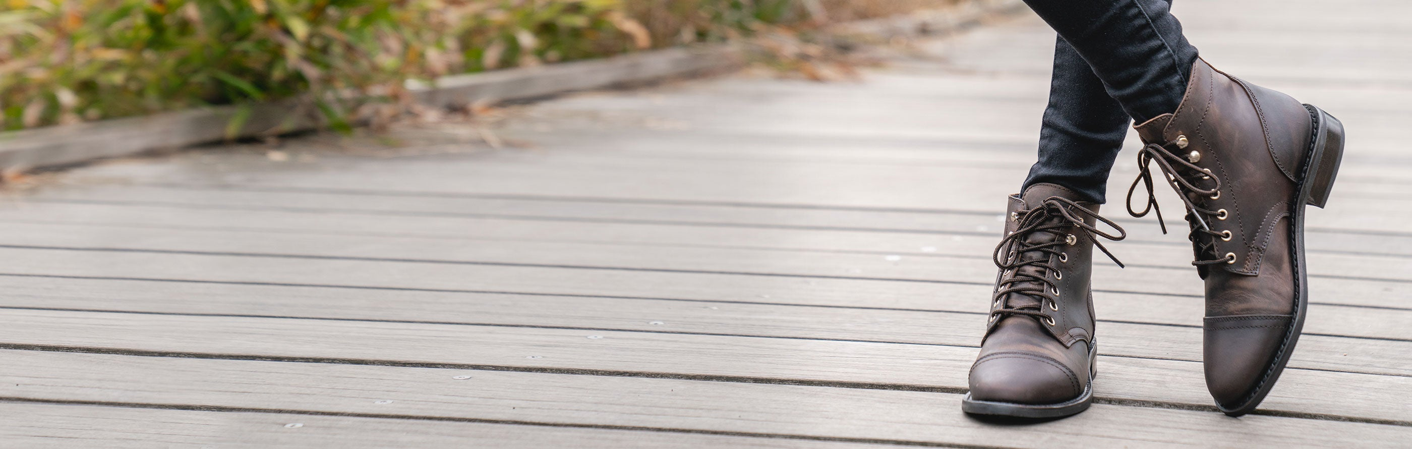 Women's Boots | The Lace-Up