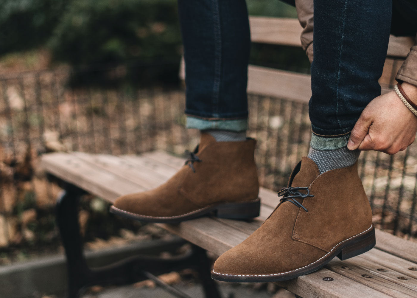 Best Men's Chukka Boot: Thursday Boot Company Brown Suede Scout