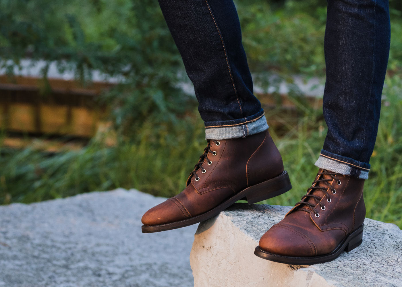 Best Men's Boots: Thursday Boot Company Arizona Adobe Captain