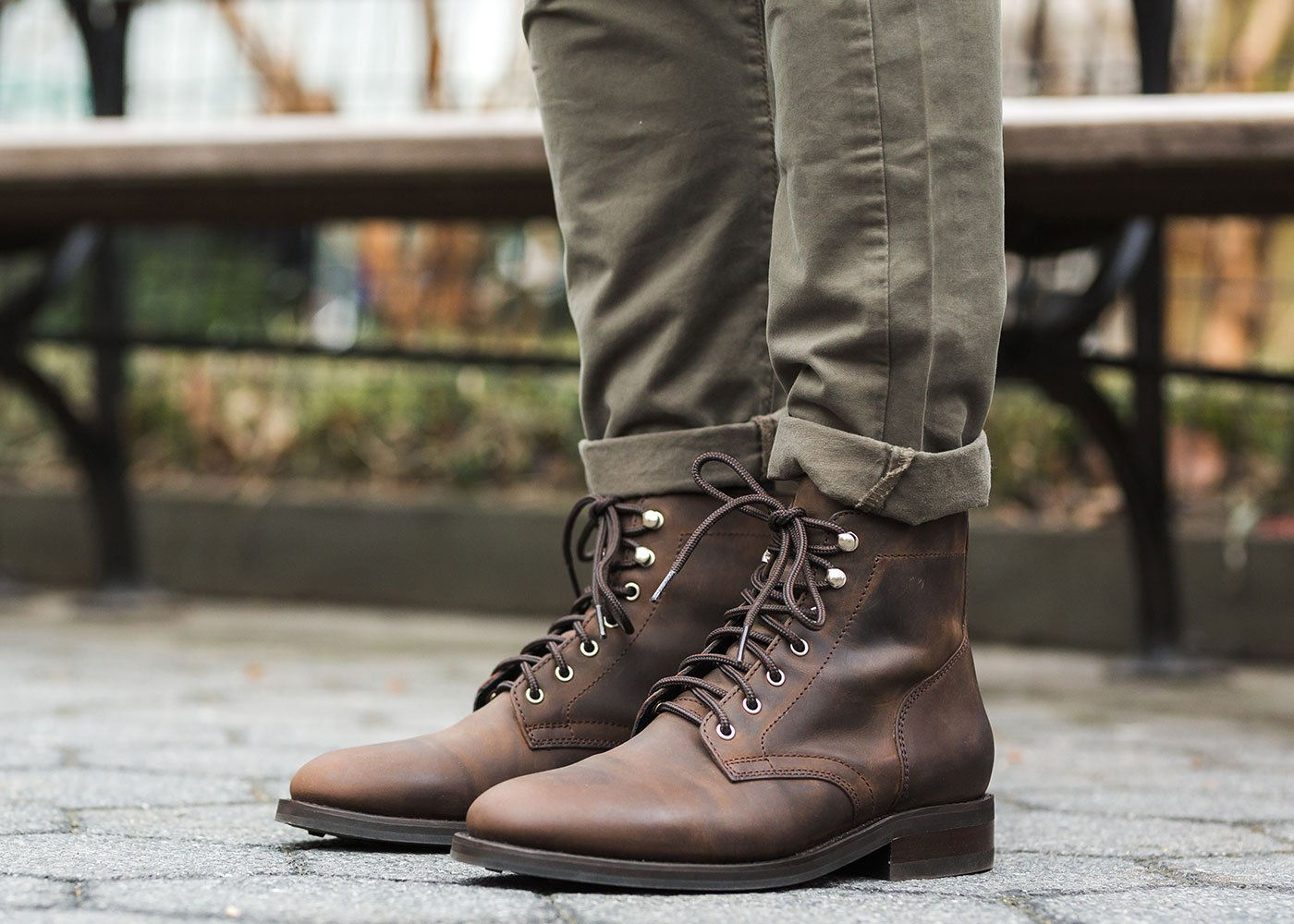 Men's Rugged Boots - Thursday Boot Company