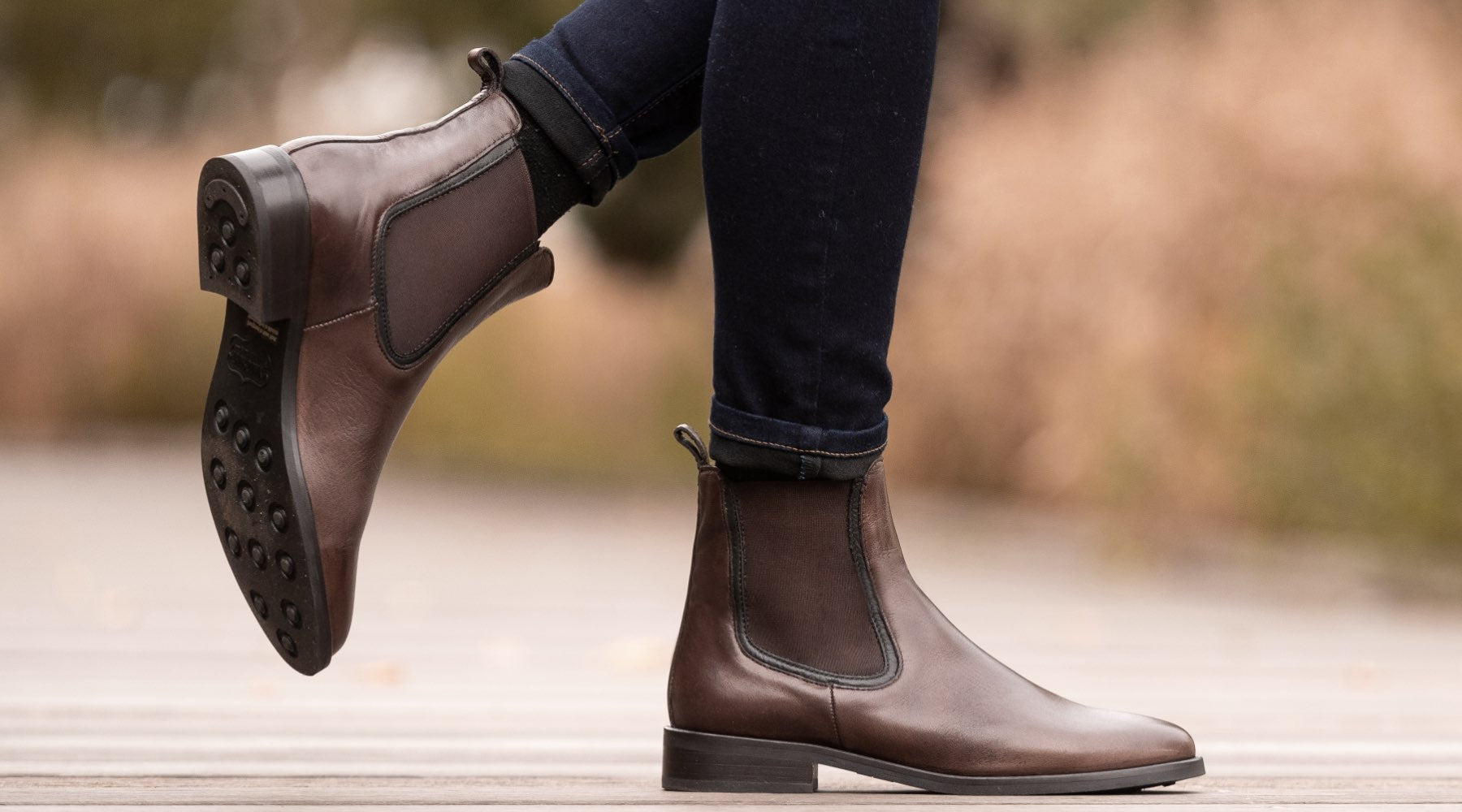 How to Style Women's Chelsea Boots