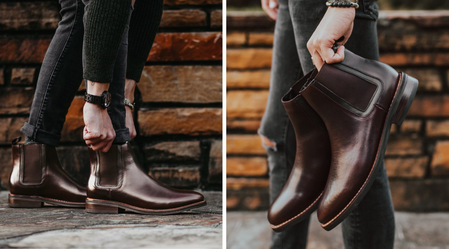 The Best Men's Chelsea Boots: The Brown Leather Duke