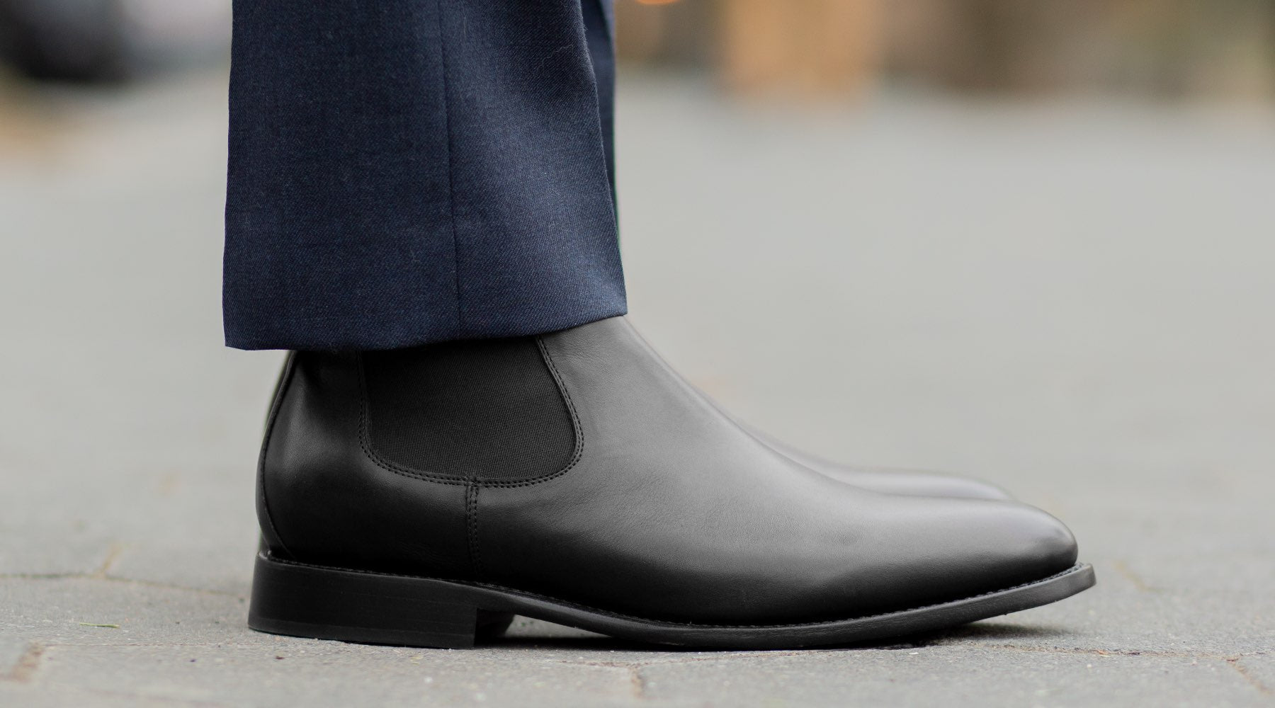 The Best Men's Chelsea Boots: The Cavalier