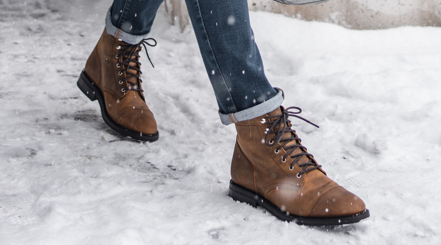 What Makes a Great Winter Boot