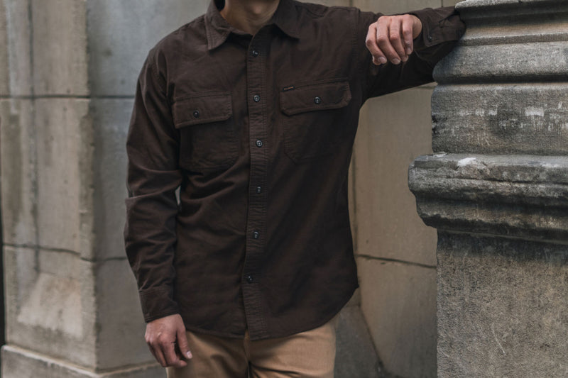 The Field Flannel Shirt