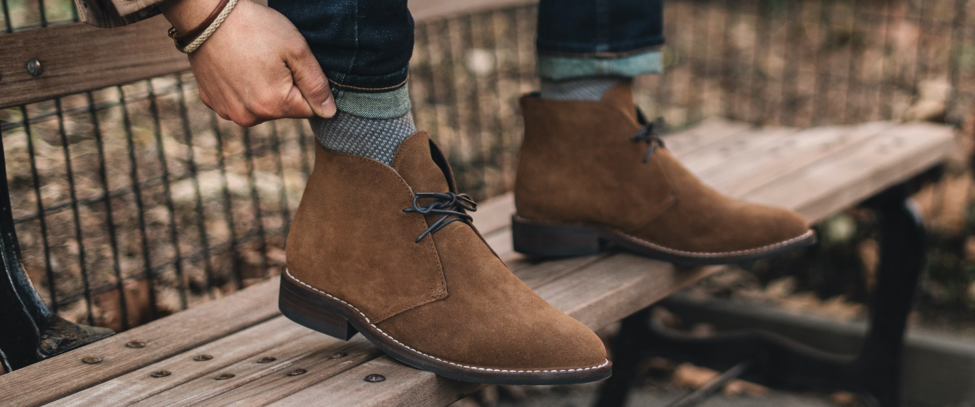 World's Best Boots: The Chukka Boot