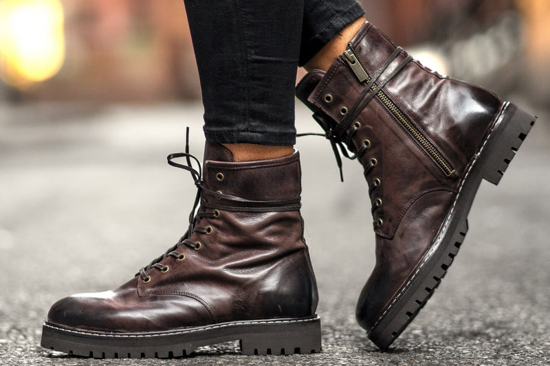The Combat Boot