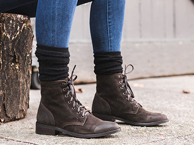 Must-Have Lace-Ups